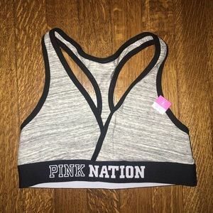 VS Pink Nation Bra, Small